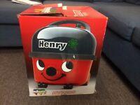 Numatic Henry Hoover HVR200A Bagged Cylinder Vacuum Cleaner.