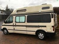 Ford transit duetto camper van