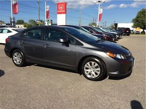 2012 Honda Civic LX 4DR (A5)