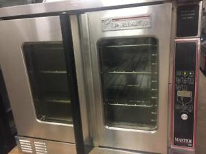 Garland MCO-GS-10 Natural Gas Single Deck Full Size Convection Oven