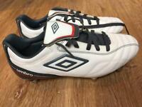 Brand new Umbro football/rugby boots, size 7.5