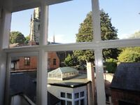 ONE BEDROOM FLAT IN SHREWSBURY TOWN CENTRE TO RENT IN GEORGIAN LISTED BUILDING