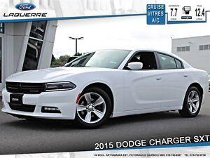2015 Dodge Charger **SXT*AUTOMATIQUE*CRUISE*A/C 2 ZONES**
