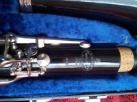 Buffet Crampon B12 Paris Clarinet Excelent Condition Like New Student Clarinet