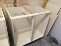 800 mm B&Q base cabinet
