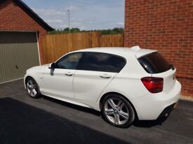 BMW 1 Series 120D M Sports Plus Package