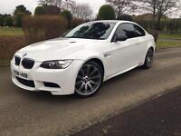 BMW M3 - e92 white
