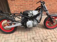 Honda CBR1000 FH. (Project/cafe racer)