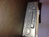 Car stereo Renault Clio with CASSETTE ADAPTER IPHONE IPOD MP3 CD RADIO