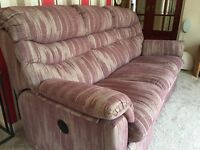 G-Plan Malvern 3 piece suite - ONLY 10 WEEKS OLD AS NEW!!