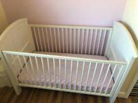 Cossatto coy bed bought from John Lewis