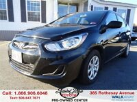 2012 Hyundai Accent GL $92.65 BI WEEKLY!!!
