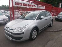 *CITROEN C4 LX 1.4i*58 REG*MEGALOW MILES*TIDY CONDITION*FULL YEARS MOT*BARGAIN AT ONLY £2895*