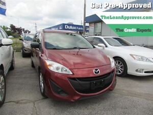 2012 Mazda MAZDA5 GS  * AUTO LOANS FOR ALL CREDIT - GET PRE-APPR