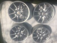 "Porsche Cayenne Turbo 955/957 19"" Alloy Wheels - audi vw seat skoda"