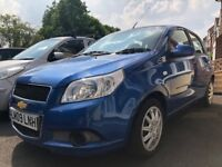 CHEVROLET AVEO 1.2 LS 5DR MANUAL 2009 - 39,650 MILES - FULL SERVICE HISTORY - HPI CLEAR