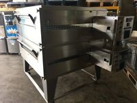 XLT-Bofi conveyor Pizza Oven - Gas 32 inch belt - EX Dominos
