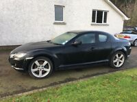 For sale ////////2005 (petrol) Mazda RX8 coupe