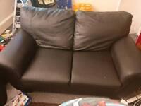 Pair of sofas.