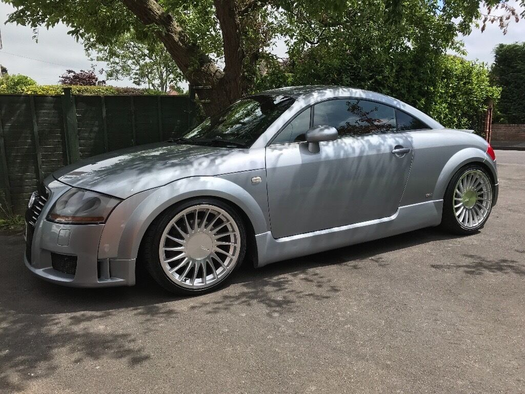 audi tt mk1 270bhp modified in taunton somerset gumtree. Black Bedroom Furniture Sets. Home Design Ideas