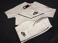 Nike Childrens And Mens Tshirt And Shorts Set All Sizes Available !!!