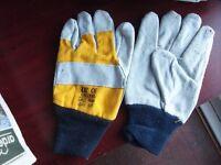Work / gardening gloves.