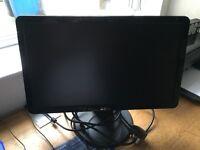 Dell 19inch monitor widescreen HD