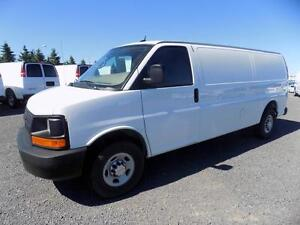 CHEVROLET EXPRESS 2500 ALONGÉE GR.ELEC 2015