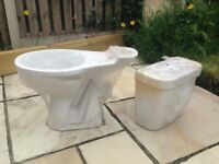 Toilet, brand new, armitage shanks