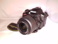 Nikon D5300 Bundle