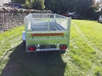 Trailer and mesh - £850 inc vat