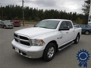 2015 Ram 1500 SLT - All-Terrain Tires, Trip Computer, 28,892 KMs