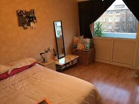 Double Room with Private Balcony Bethnal Green