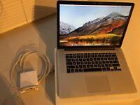 "Apple MacBook Pro Retina 15"", 2.6GHz Core i7, 16GB Memory, 512GB SSD, nVidia GT 650M GPU"