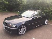 BMW 318ci / 3 series / 2.0l / fsh / m sport