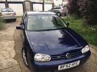 VW golf V5 - under 100k miles with 12 months mot only £1,100 ono