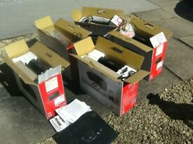 5, NEW, STILL BOXED CANNON PIXMA MG3050 BOXED PRINTERS,ALL WITH LEADS,BOOKLETS,INSTRUCTIONS,