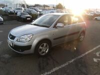 2005 55 KIA RIO 1.4 LX 5D 96 BHP **** GUARANTEED FINANCE **** PART EX WELCOME ****