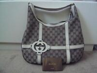 Authentic Gucci Hobo Bag 181500 - Please Contact for Price