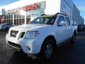2012 Nissan Frontier PRO-4X 4X4 CREWCAB SIÈGES CHAUFFANTS EN CUI