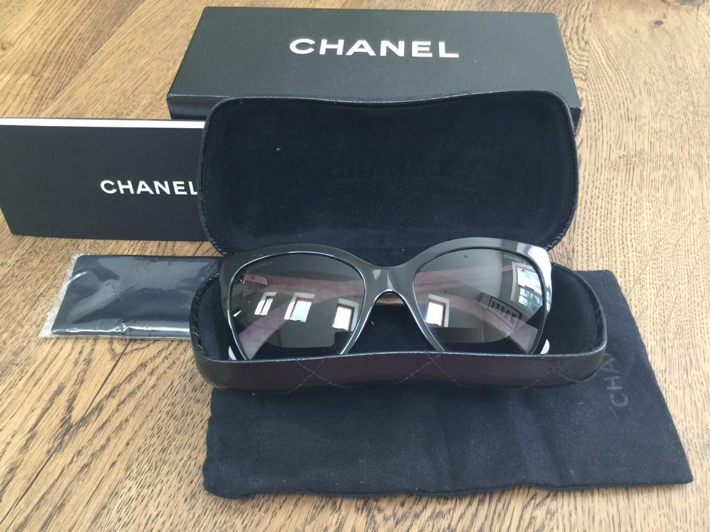 fb6cc2f6af4 Chanel ladies sunglasses model 5288Q in near perfect condition. Fulham ...