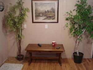 Custom Pine Coffee Table