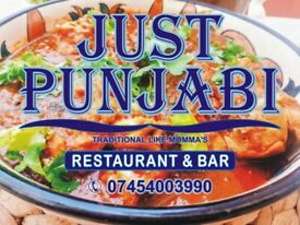 Vacancy of Chef for Indian Curry & Tandoori Restaurant