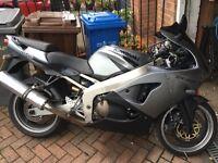 Kawasaki zx6r not Yamaha Yz cr bandit Suzuki Ducati r1 r6