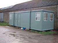 30ft portacabin/office for sale