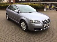 AUDI A3 DIESEL 1.9 FULL SERVICE HISTORY 2007 NEW CLUTCH AND FLY WHEEL 1 YEAR MOT HPI CLEAR
