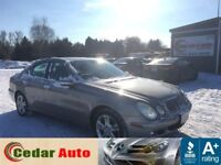 2006 Mercedes-Benz E-Class 3.5L 4MATIC -Managers Special London Ontario Preview