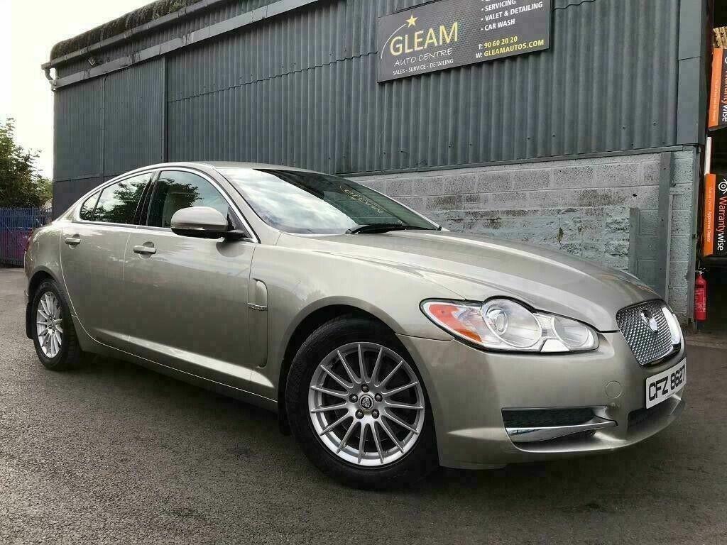 2010 Jaguar XF Luxury Auto 3.0 V6 Only 30K Miles *FINANCE ...