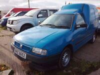 Seat Inca 1.9 SDI 2001 Panel Van For Sale