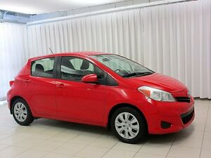 2012 Toyota Yaris LE 5DR HATCH
